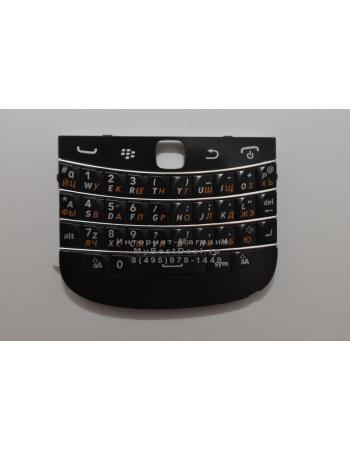Клавиатура Blackberry Bold 9900/9930. РСТ. Черный цвет