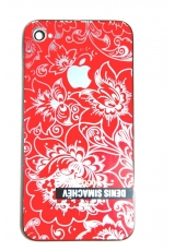 Крышка Iphone 4s Simachev. Красный цвет