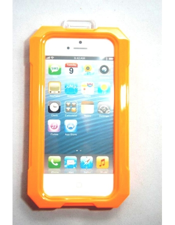 Водонепроницаемый чехол Iphone 5, Ipega. Оранжевый цвет