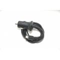 Автомобильная зарядка lightning Belkin F8J075bt 2.1А. Черный цвет