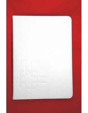 Кожаный чехол Ipad Air. Белый цвет