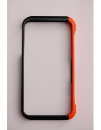Element Case Texture X6, Черный/Оранжевый