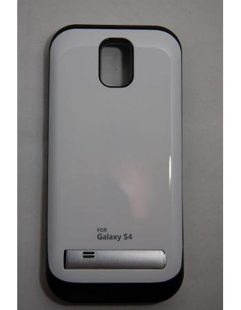 Чехол-аккумулятор Samsung Galaxy S4 3200 Mah. Белый цвет