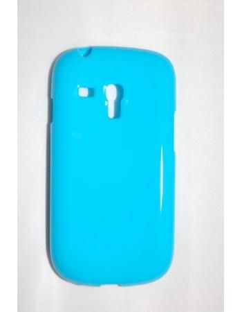 Чехол Samsung Galaxy S3 mini. Голубой цвет