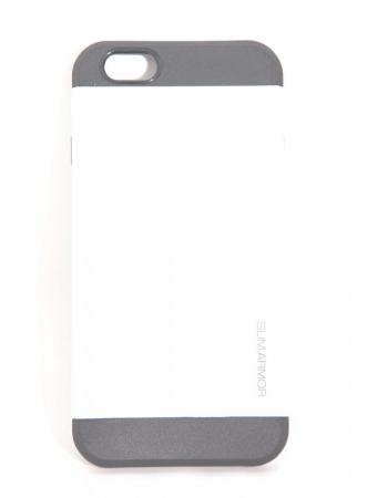 """Чехол Iphone 6 (4.7"""") Spigen SGP Slim Armor, Белый цвет"""