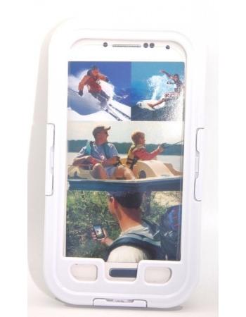 Водонепроницаемый чехол Samsung Galaxy S4. Белый цвет