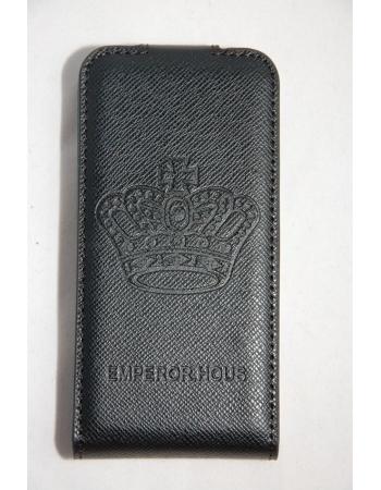 Чехол Iphone 4 Чехол EMPEROR.HOUS. Черный цвет