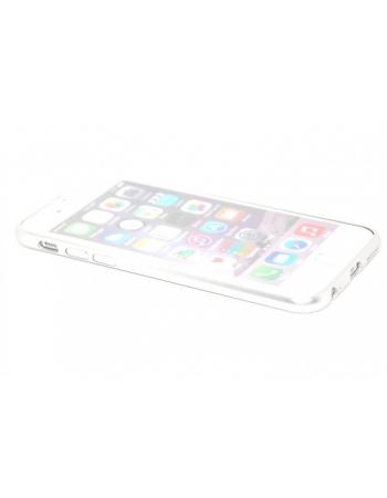 Алюминиевый чехол-бампер для Iphone 6 (4.7). Серебристый цвет