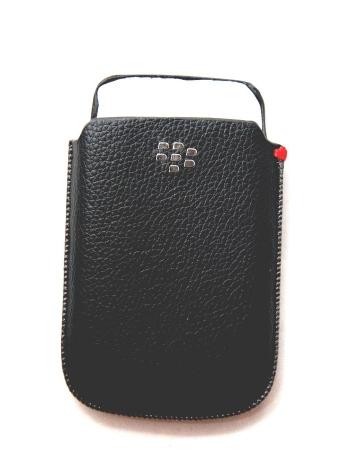 Чехол Blackberry 9800. OEM. Черный цвет