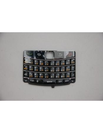 Клавиатура Blackberry 9700/9780 РСТ черный цвет
