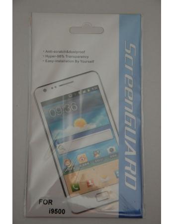 Прозрачная пленка Samsung Galaxy S4. Retail