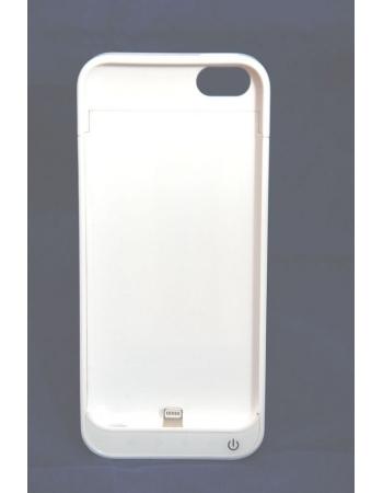 Чехол-аккумулятор iphone 5 5s 5c 2200 mah. Белый цвет