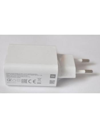 Зарядное устройство Xiaomi 3A (mdy-10-ef). Белый цвет