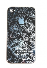 Панелька Simachev Iphone 4. Черный цвет