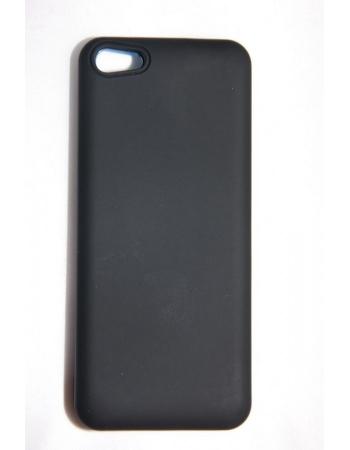Чехол-аккумулятор Iphone 5, емкость 2200 Mah. Черный цвет