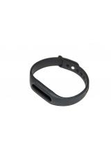 Ремешок для фитнес  трекера Xiaomi Mi Band. Черный цвет