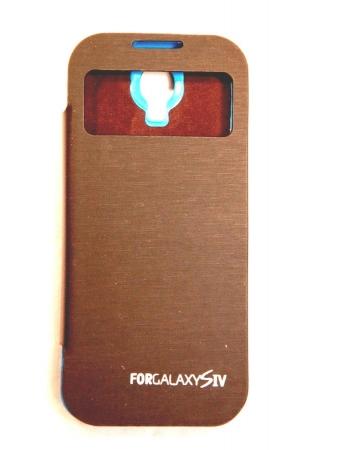Чехол-аккумулятор Samsung Galaxy S4 4200 Mah, Черный/голубой цвет