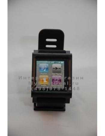 Браслет металлический Lunatik для ipod Nano 6. Черный цвет. Оригинал