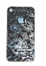 Сменная панелька Simachev Iphone 4s. Черный цвет