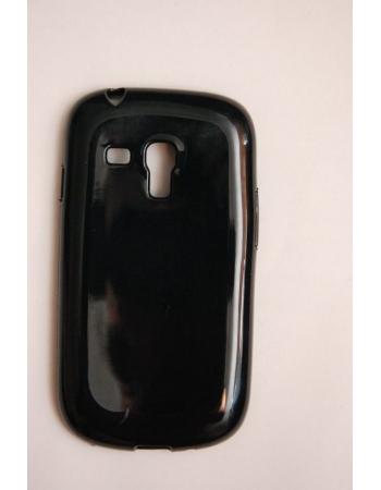 Чехол Samsung Galaxy S3 mini. Черный цвет