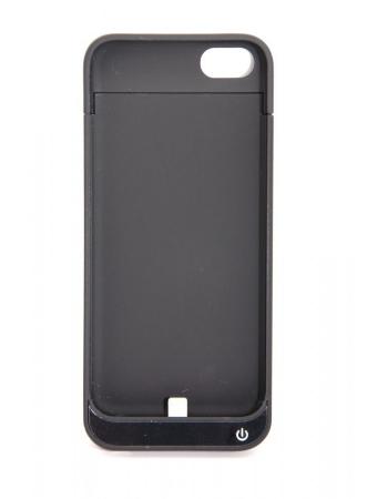 Чехол-аккумулятор iphone 5 5s 5c 2200 mah. Черный цвет