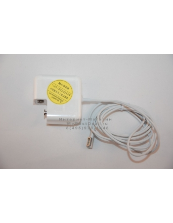 Зарядка Magsafe 45W для Macbook air. New Plug. Оригинал