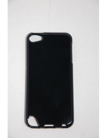 Гелевый чехол TPU Ipod Touch 5. Черный цвет