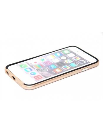 """Чехол iphone 6 (4.7"""") SGP Spigen Neo Hybrid EX Bumper. Золотистый цвет"""