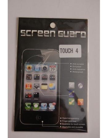 Прозрачная пленка для Ipod Touch 4