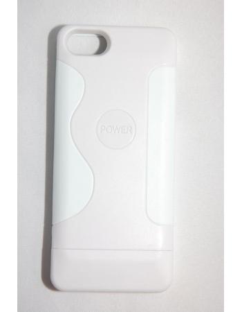 Чехол-аккумулятор Iphone 5 Communitech, 2200 Mah. Белый цвет
