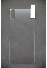 Защитное стекло Iphone X для задней панели, Baseus. Прозрачный цвет
