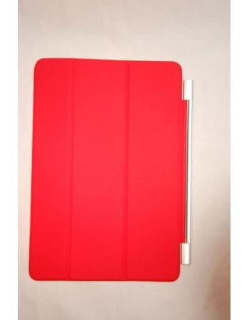 Чехол smart cover Ipad mini. Красный цвет