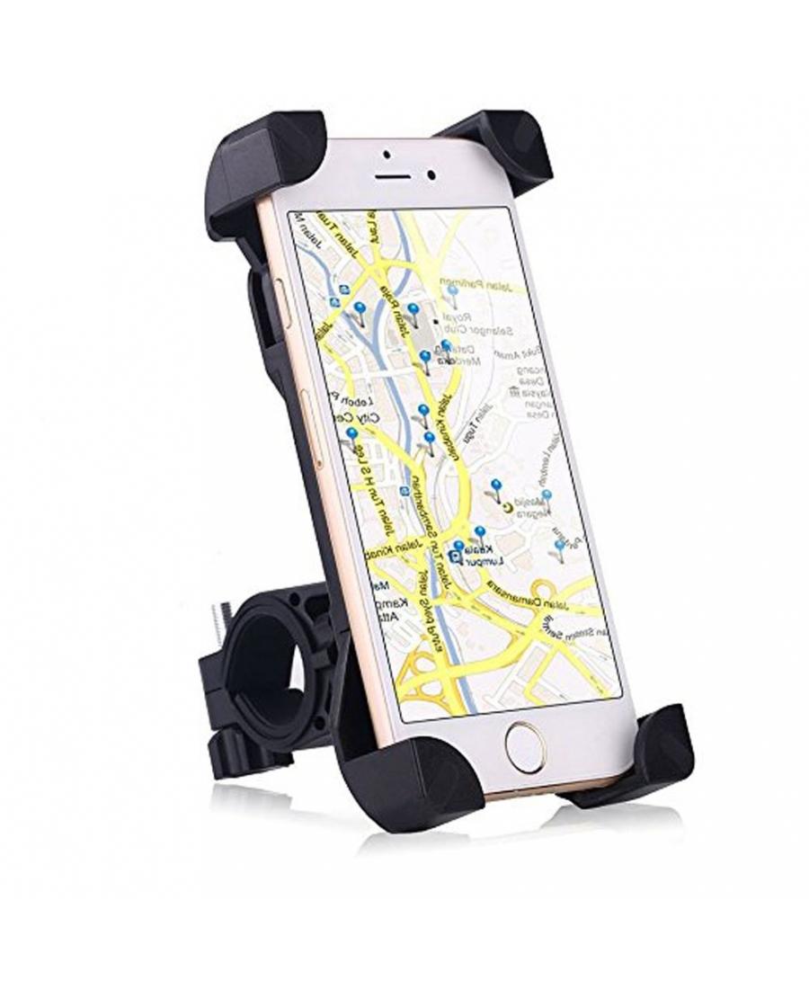 Универсальный держатель для смартфона. Черный цвет