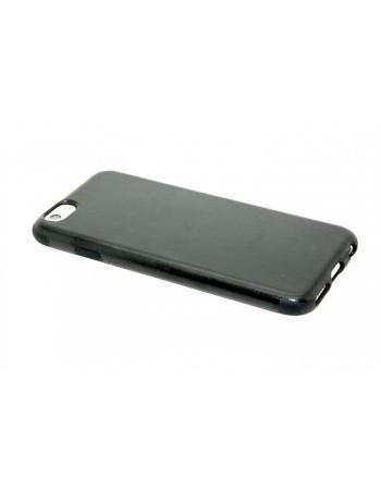 """Кожаный чехол для Iphone 6 (4.7""""). Черный цвет"""