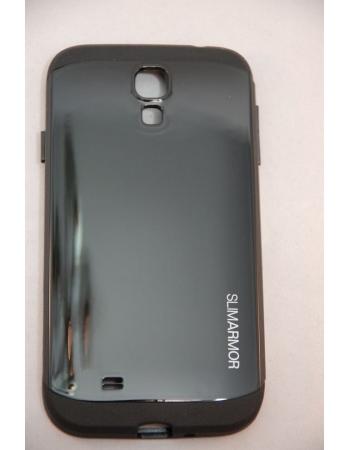 Чехол Samsung Galaxy S4 SLIM ARMOR SPIGEN. Черный цвет