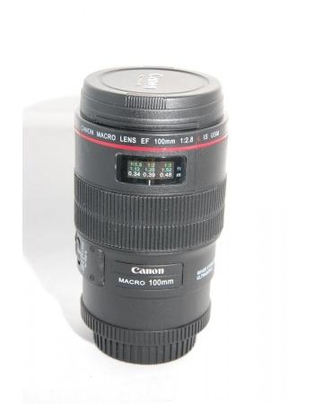 Термокружка Canon Macro EF 100mm F/2.8