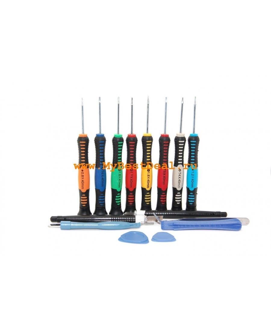 Комплект инструментов отверток для ремонта смартфонов