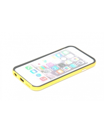 "Чехол iphone 6 (4.7"") SGP Spigen Neo Hybrid EX Bumper. Желтый цвет"