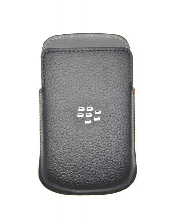 Оригинальный чехол Blackberry Q10 HDW-50678-001. Черный цвет