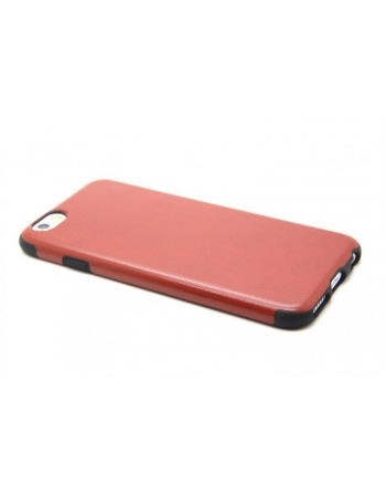 """Кожаный чехол для Iphone 6 (4.7""""). Коричневый цвет"""