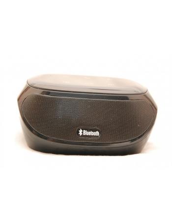 Колонка Bluetooth с FM радио. Черный цвет