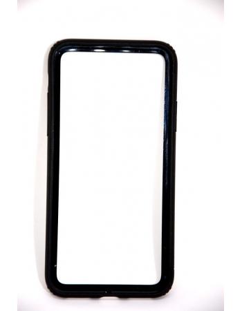 Чехол бампер для iphone X Baseus. Черный цвет