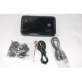Внешний аккумулятор Powerbank 5000 Mah. Черный цвет