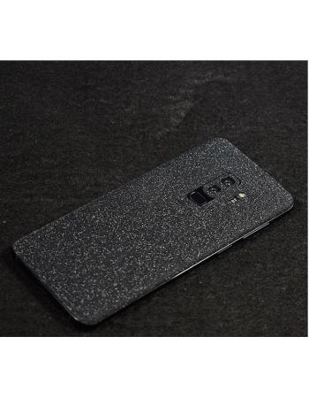 Виниловая наклейка Samsung Galaxy S9. Черный цвет