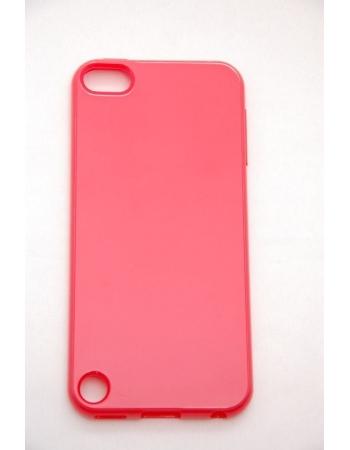Гелевый чехол Ipod Touch 5. Красный цвет