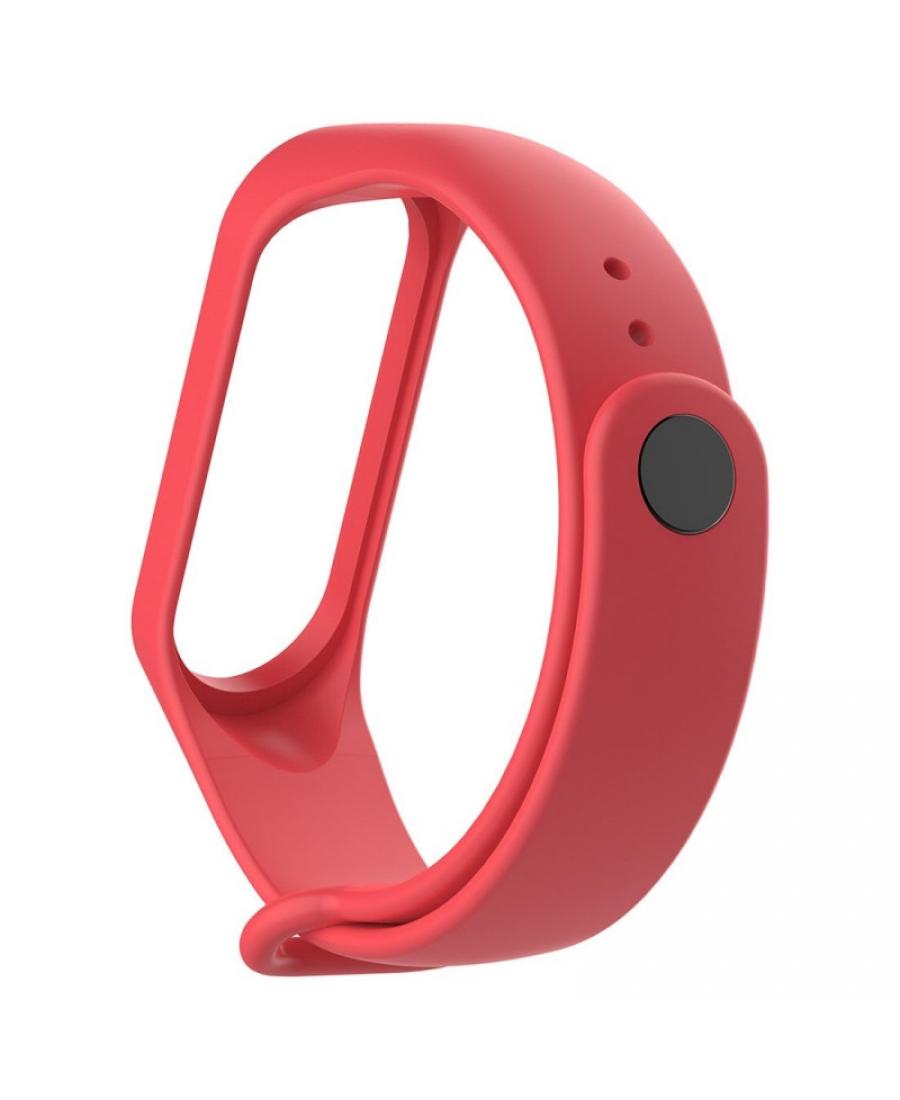 Ремешок Xiaomi Mi band 3. Красный цвет