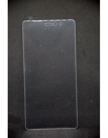 Защитное стекло BQ Aquaris X/X Pro. Прозрачное