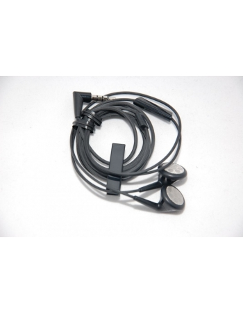 Гарнитура Blackberry 3.5 мм. Черный цвет. Оригинал HDW-24529-001
