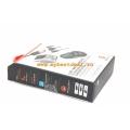 Комплект зарядных устройств Griffin Powerjolt Iphone 5 lightning 3 в 1. Белый цвет
